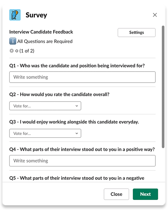 Interview candidate feedback-1