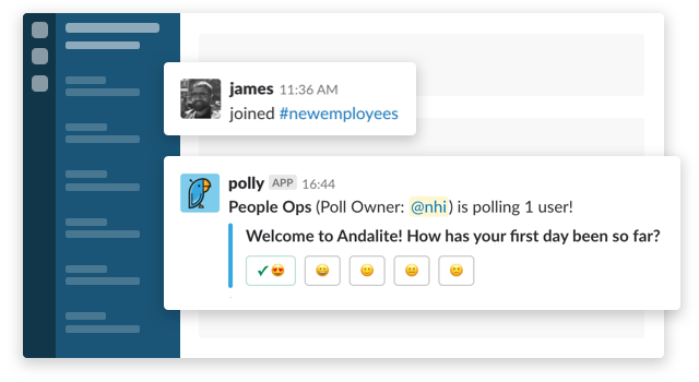 Frictionless onboarding for you and your team