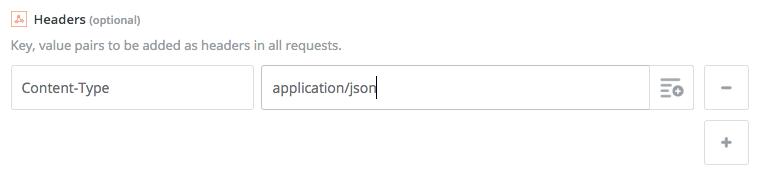 json-header