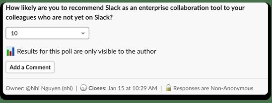 Slack adoption NPS-2