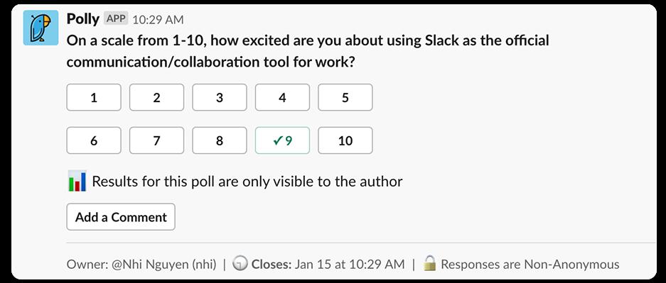 Slack deployment follow up-1