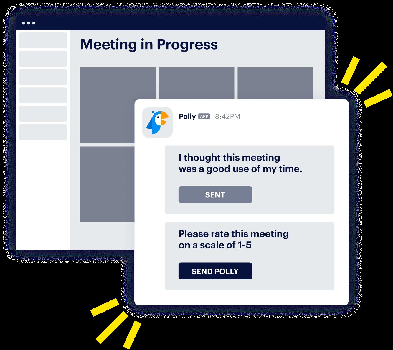 Polly for Teams meetings